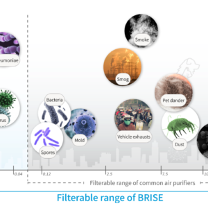 BRISE filterable