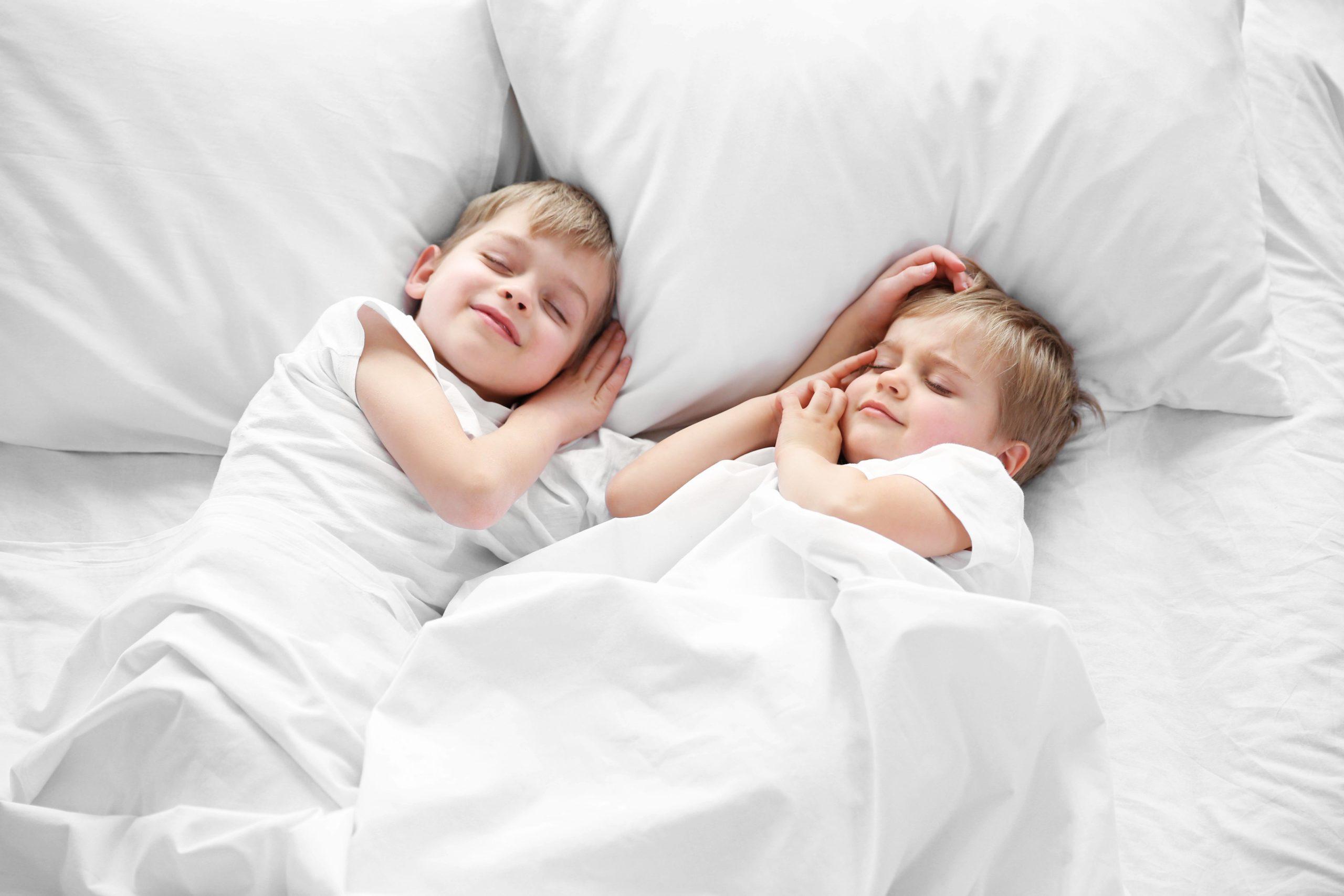 Sleeping kids - Angelcare365