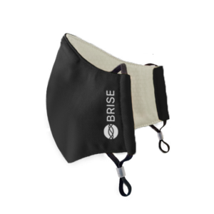 BRISE multi-shield facemask